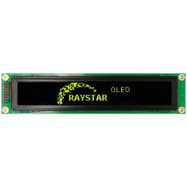 Grafický OLED displej Raystar REG010016HYPP5N00000