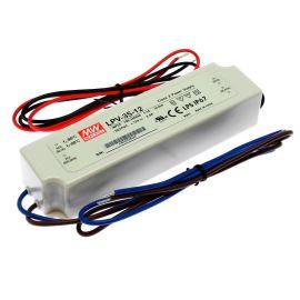 Napájecí zdroj pro LED pásky 35W 12V/3A IP67 Mean Well LPV-35-12