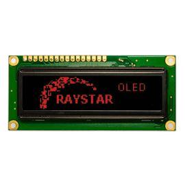 Grafický OLED displej Raystar REG010016ARPP5N00000