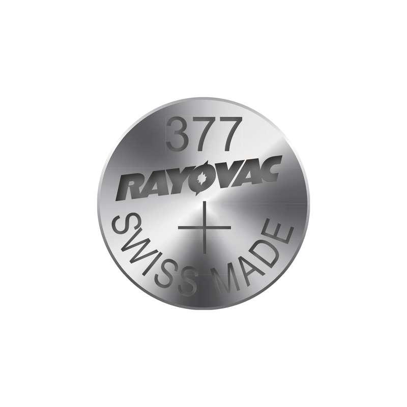 Rayovac Knoflíková baterie do hodinek RAYOVAC 377