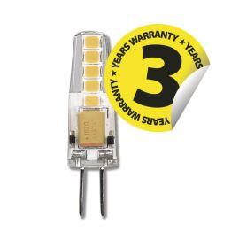 LED žiarovka Classic JC A ++ 2W G4 teplá biela
