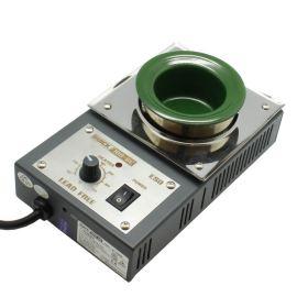 Cínovací lázeň s regulací teploty pro 500g cínu 400W Quick 100-6C