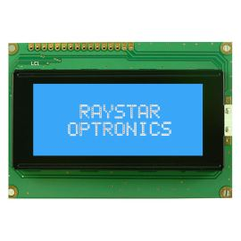 Alfanumerický LCD displej Raystar RC1604A-BIW-ESV