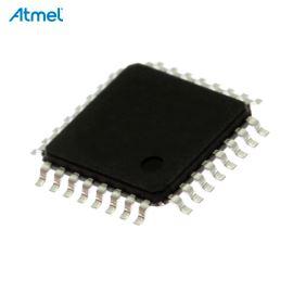 8-Bit MCU AVR 2.7-5.5V 16kB Flash 20MHz TQFP32 Atmel ATMEGA168P-20AU