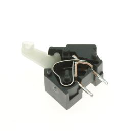 Svorkovnice s tlačítkem do DPS šedá 400V/16A WAGO 256-752