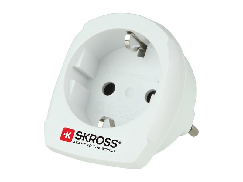 SKROSS Cestovní adaptér ČR/Itálie SKROSS SKR1500212
