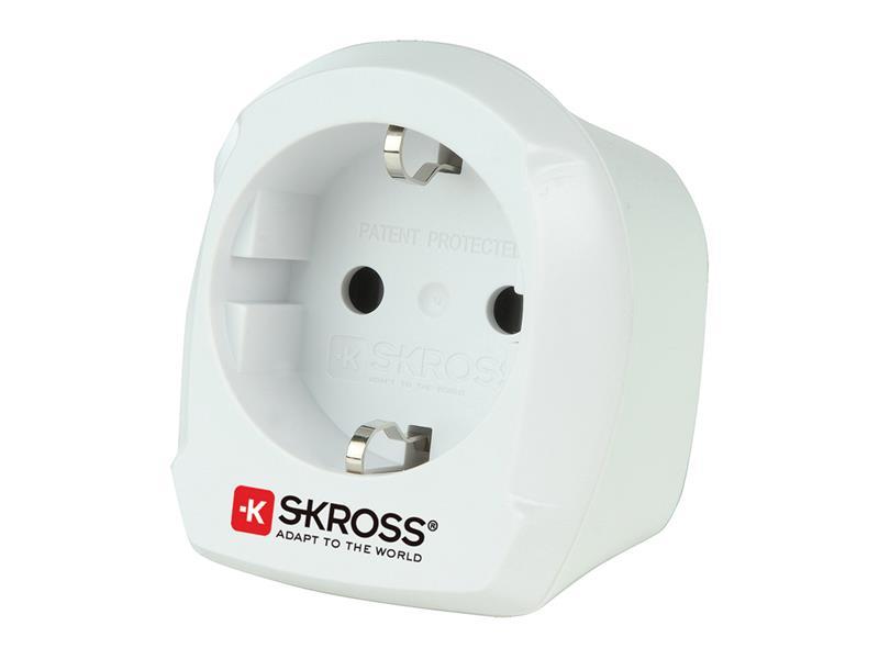 SKROSS Cestovní adaptér ČR/Anglie SKROSS SKR1500230